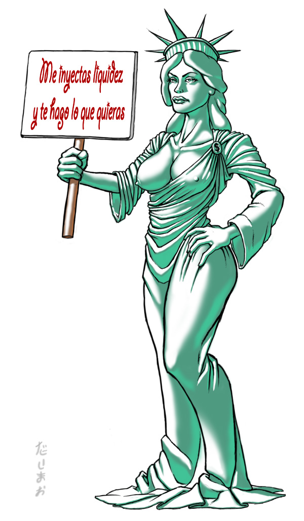 Of porn justice lady statue and liberty